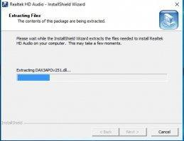 Realtek High Definition Audio Drivers Image 1
