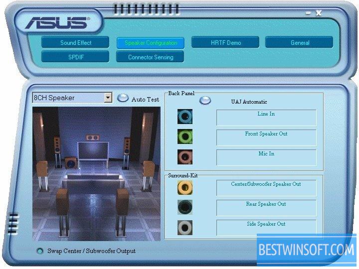 Realtek High Definition Audio Codec (Windows 7 / 8/ 8.1 ...