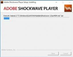 Adobe Shockwave Player Image 1