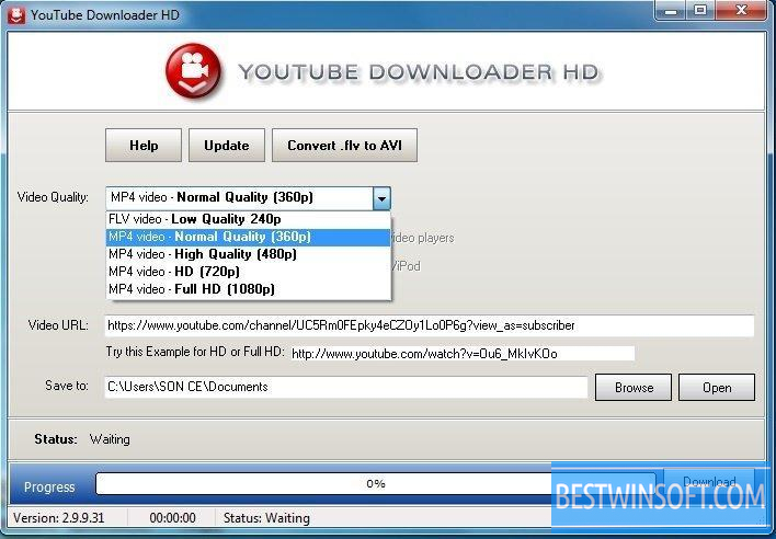 Youtube Downloader Hd For Windows Pc Free Download