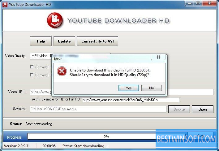 Youtube Downloader HD for Windows PC [Free Download]