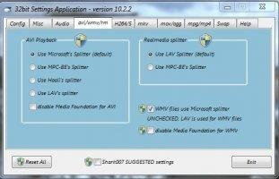 Advanced Codecs for Windows 7 and 8 Image 4