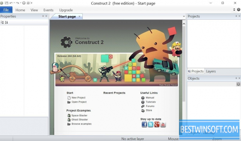 Construct 2 for Windows PC [Free Download]