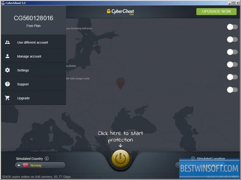CyberGhost VPN for Windows PC [Free Download]
