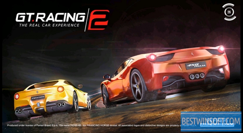 GT Racing 2 - The Real Car Experience 		 Icon