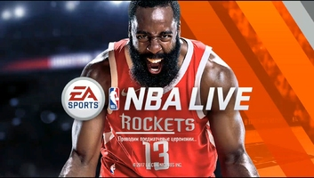 NBA LIVE Mobile Basketball Image 1